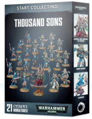 Chaos Space Marines - Start Collecting! Thousand Suns (70-55)