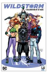 Wildstorm: A Celebration Of 25 Years Hardcover