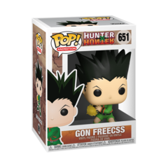Hunter x Hunter - Gon Freecss #651