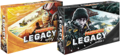 Pandemic Legacy: Season 2 (Black Edition)