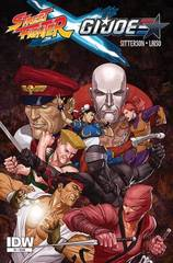 Street Fighter X G.I. Joe (Complete 6-Issue Mini Series)