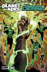 Planet Of the Apes Green Lantern (Complete 6-Issue Mini Series)