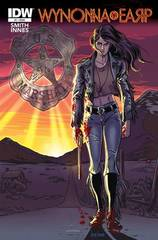 Wynonna Earp (Complete 6-Issue Mini Series)