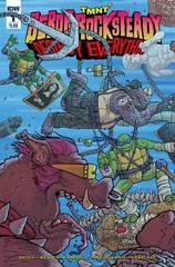 Teenage Mutant Ninja Turtles Bebop & Rocksteady Destroy Everything (Complete 5-Issue Mini Series)