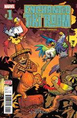 Enchanted Tiki Room (Complete 5-Issue Mini Series)