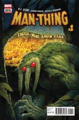 Man-Thing (Complete 5-Issue Mini Series)