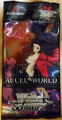 Weiss Schwarz: Accel World Infinite Burst Booster Pack