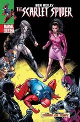 Ben Reilly: The Scarlet Spider #10 (Lenticular Variant)