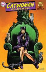 Catwoman 80Th Anniversary 100 Page Super Spectacular #1 (1950S Travis Charest Variant Edition)