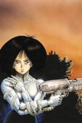 Battle Angel Alita Deluxe Edition Hardcover