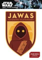 Star Wars Window Decal - Jawas Tatooine Scavengers