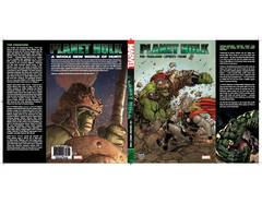 Planet Hulk Hardcover (Local Comic Shop Day Variant)