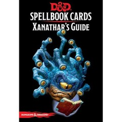 Dungeons & Dragons: Spellbook Cards - Xanathar's Guide Deck