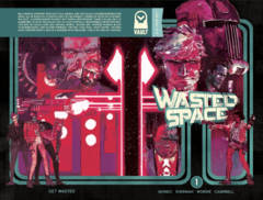 Wasted Space #1 (Mature Readers) (3rd Printing)