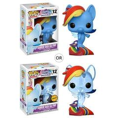 My Little Pony - Rainbow Dash Sea Pony #12 (Chase)