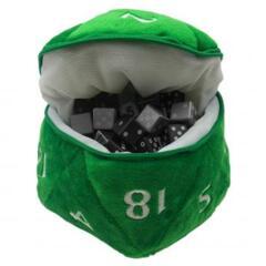 Ultra Pro - D20 Dice Bag (Green) (15758)