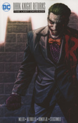 Dark Knight Returns: The Last Crusade #1 (Lee Bermejo Variant Edition)