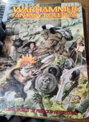 Warhammer Fantasy Roleplay (Used - Poor Condition)