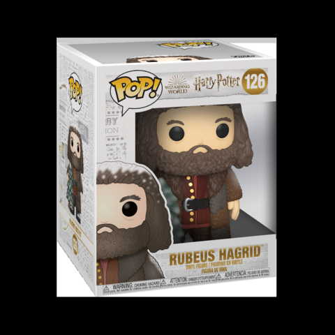 Rubeus Hagrid #126 (Holiday)