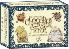 Chocobo's Crystal Hunt Card Game