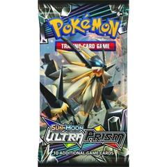 Sun & Moon: Ultra Prism Booster Pack