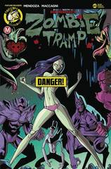 Zombie Tramp Ongoing #43 (Mature Readers) (Cover B - Celor Risque)
