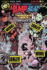 Vampblade: Season Two #11 (Mature Readers) (Cover B - Winston Young Risque)