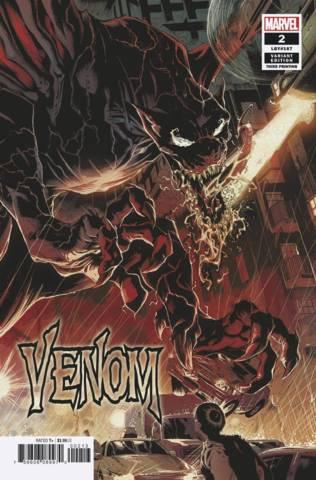 Venom (2018) #2 (3rd Printing Stegman Variant)