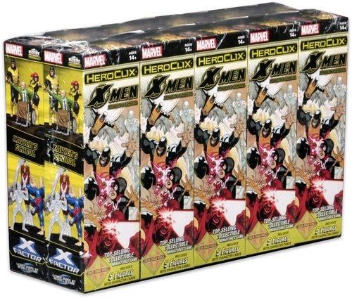 Marvel HeroClix - X-Men: House of X Booster Brick