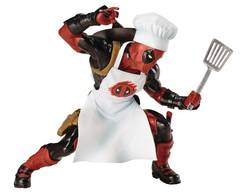 Kotobukiya Marvel Comics - Cooking Deadpool Now! ArtFX+ Statue