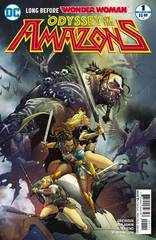 Odyssey Of The Amazons (Complete 6-Issue Mini-Series)