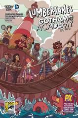 Lumberjanes Gotham Academy (Complete 6-Issue Mini-Series)