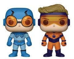 Blue Beetle & Booster Gold 2 Pack (Previews Exclusive)