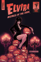 Elvira: Mistress Of the Dark Spring Special One-Shot