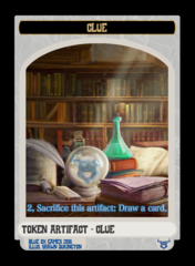 Clue Token - April/May 2016