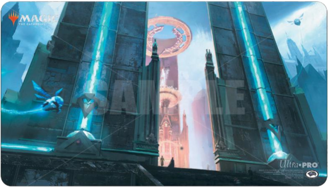 Ultra Pro - MTG Ravnica Allegiance Hallowed Fountain Playmat (86938)