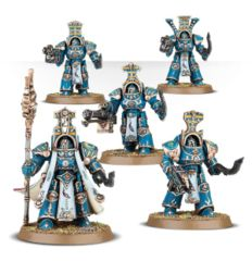Thousand Sons - Scarab Occult Terminators / Mystical Armoured Champions (43-36)