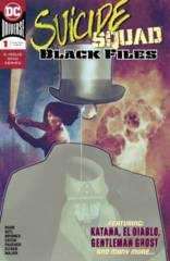 Suicide Squad: Black Files (Complete 6-Issue Mini Series)
