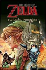 Legend of Zelda Twilight Princess Graphic Novel Vol 03
