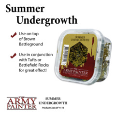 Army Painter - Battlefields Basing: Summer Undergrowth (BF4116)