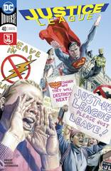 Justice League #40 (Variant Edition)