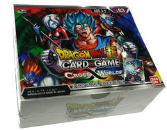 Dragon Ball Super TCG - Cross Worlds - Booster Box (B03)