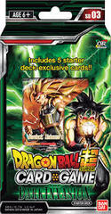 Dragon Ball Super TCG - Starter Deck SD03: Dark Invasion