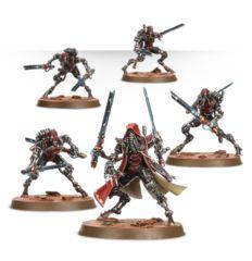 Adeptus Mechanicus - Sicarians / Sicarian Infiltrators / Sicarian Ruststalkers (59-11) Kill Team Ready!