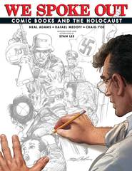 We Spoke Out: Comic Books and The Holocaust Hardcover
