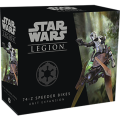 Star Wars: Legion - 74-Z Speeder Bikes Unit Expansion