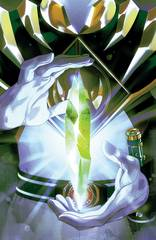 Mighty Morphin Power Rangers #25 (Unlockable One Per Store Variant)