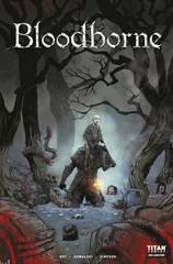 Bloodborne #2 (Of 4) (Mature Readers) (Cover A - Worm)