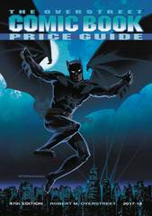 Overstreet Comic Book Price Guide Hardcover Vol 47 Batman Steranko Cover