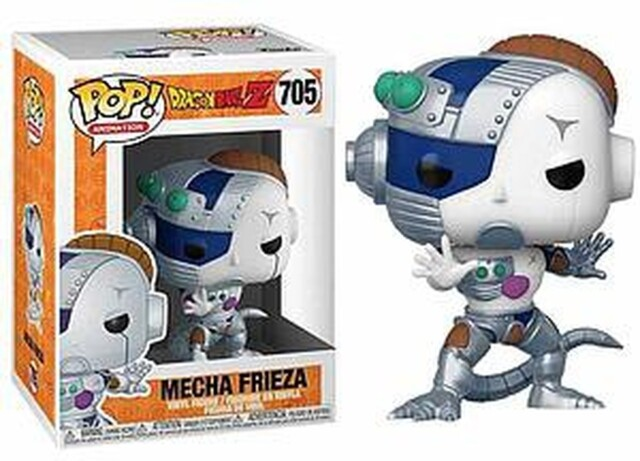 Dragon Ball Z - Mecha Frieza #705
